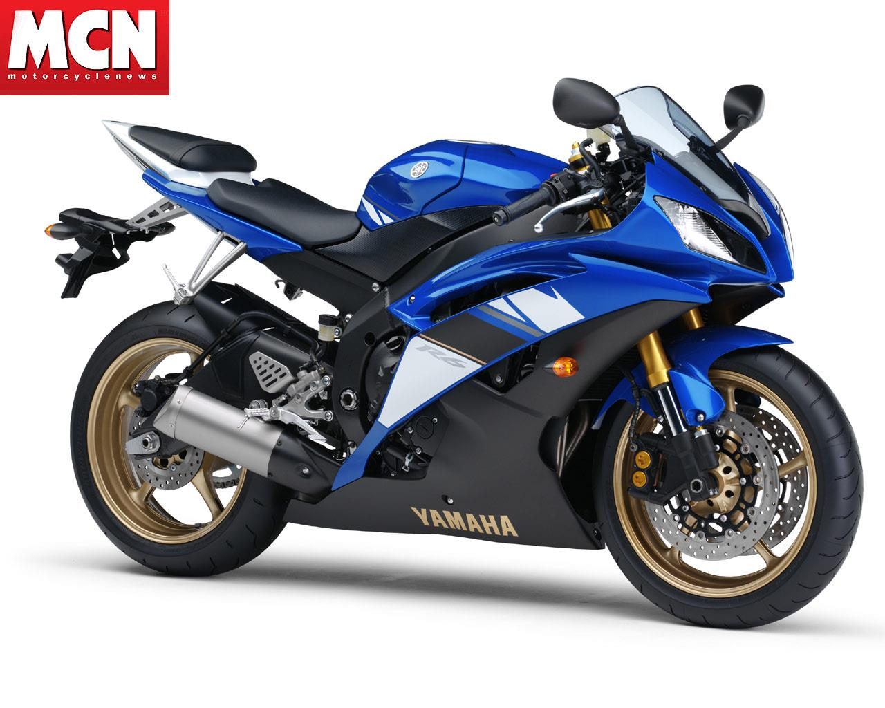 the 2008 yamaha r6 motorcycle revealed mcn. Black Bedroom Furniture Sets. Home Design Ideas