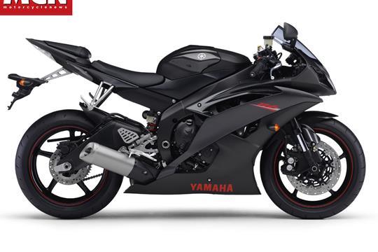 The 2008 Yamaha R6 motorcycle revealed | MCN