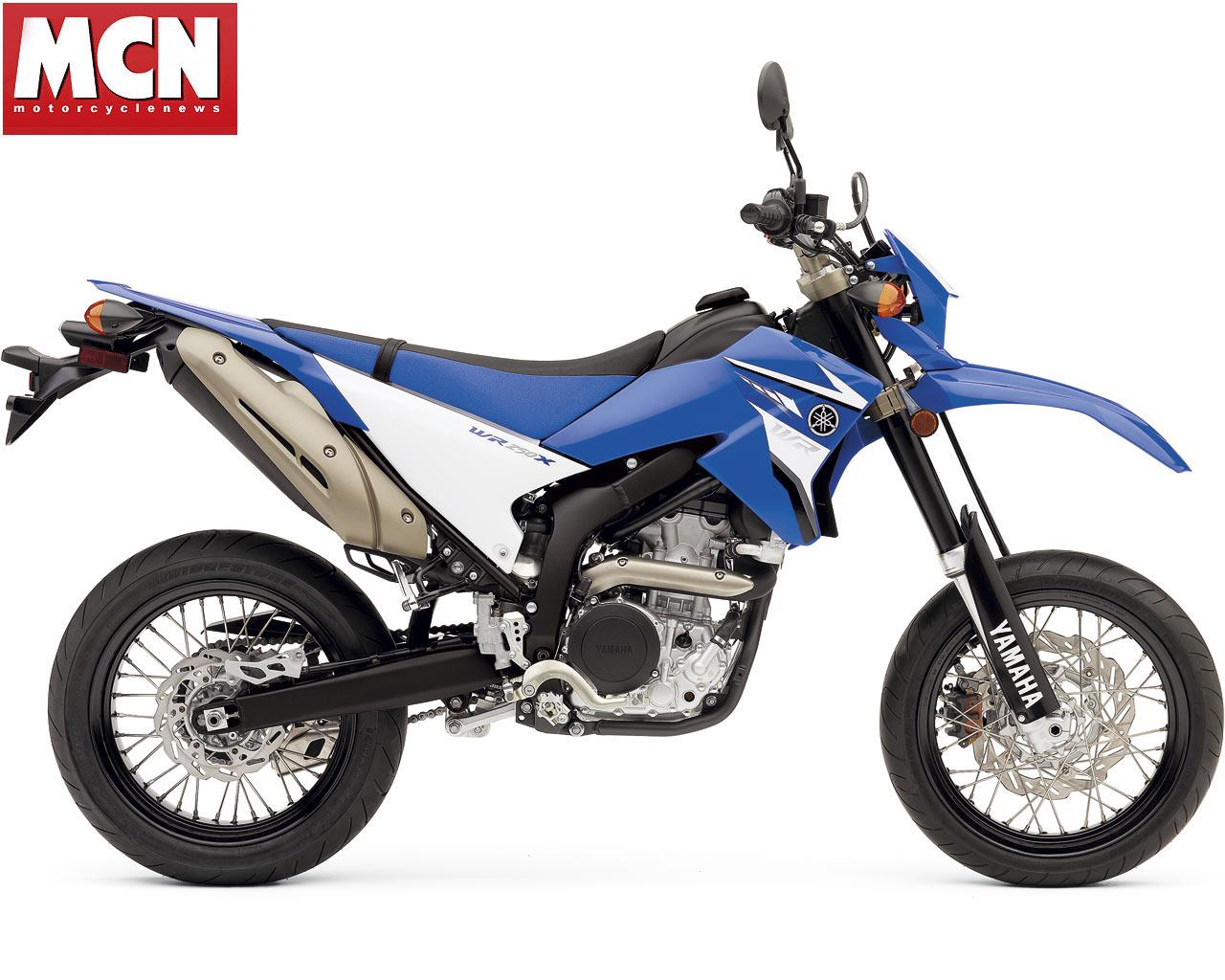 2008 Yamaha WR250R and WR250X off-road and road motorcycle ...