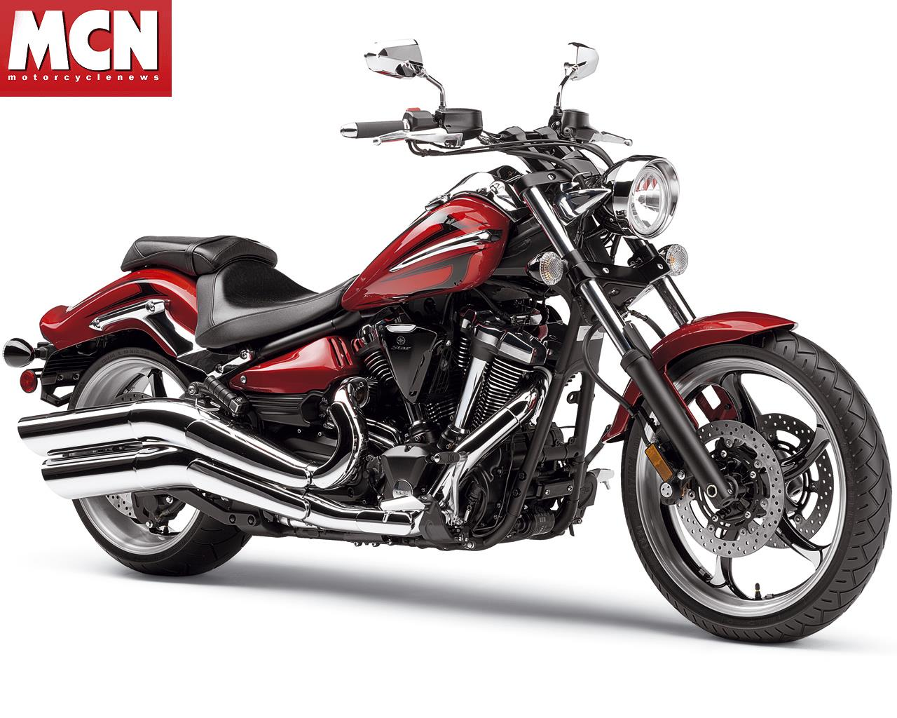 Yamaha V Star Horsepower