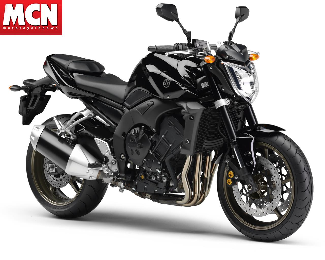 New colours for 2008 Yamaha FZ1 | MCN