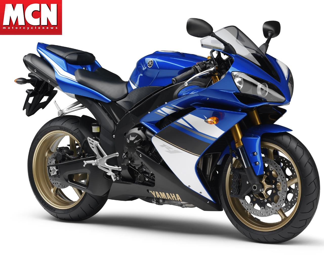 New colours for the 2008 Yamaha R1 motorcycle | MCN