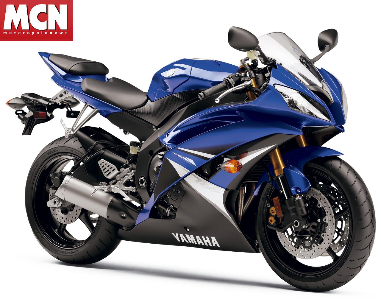 American Colour Options For The 2008 Yamaha R6 Motorcycle