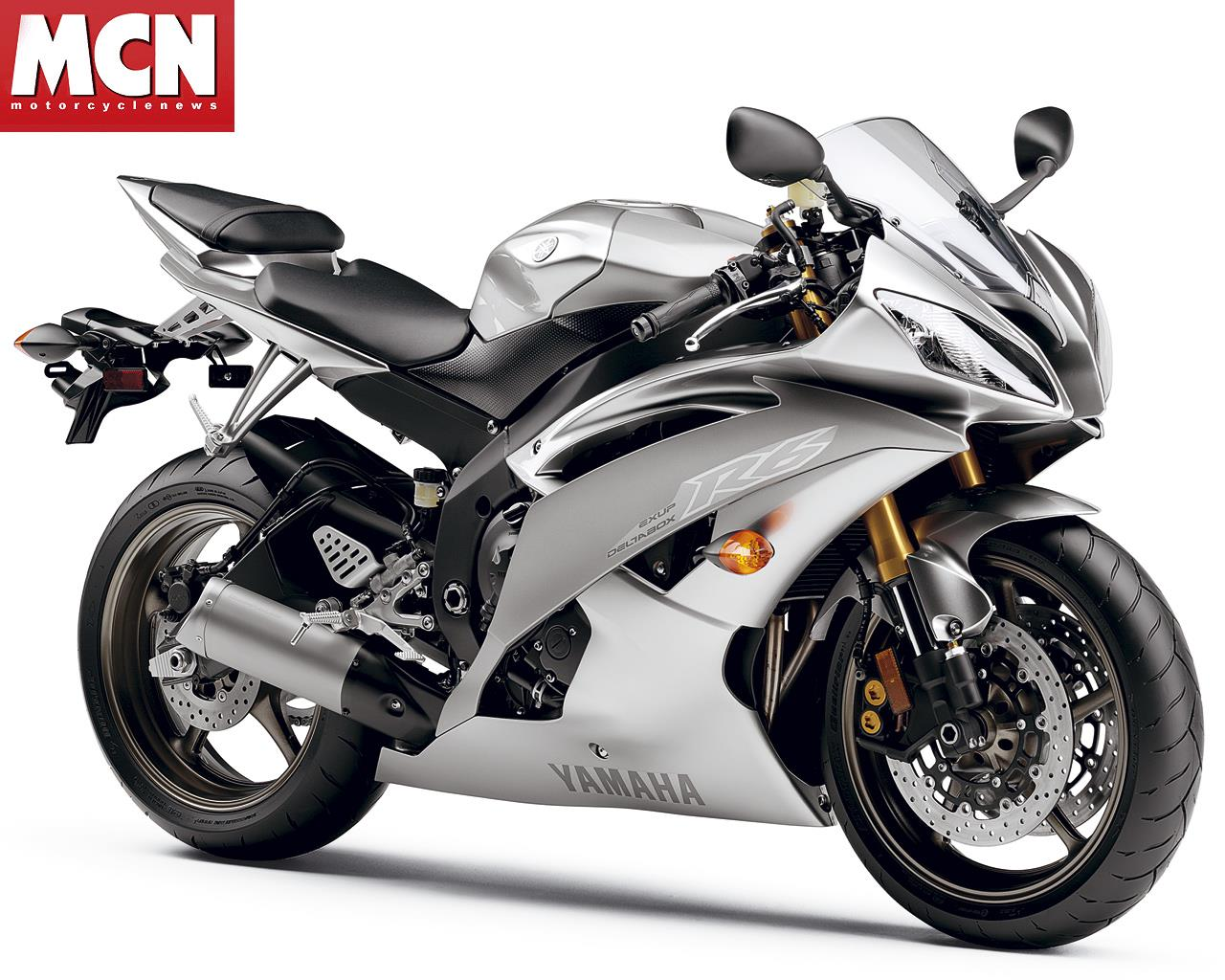 See the American 2008 Yamaha R6 colours | MCN