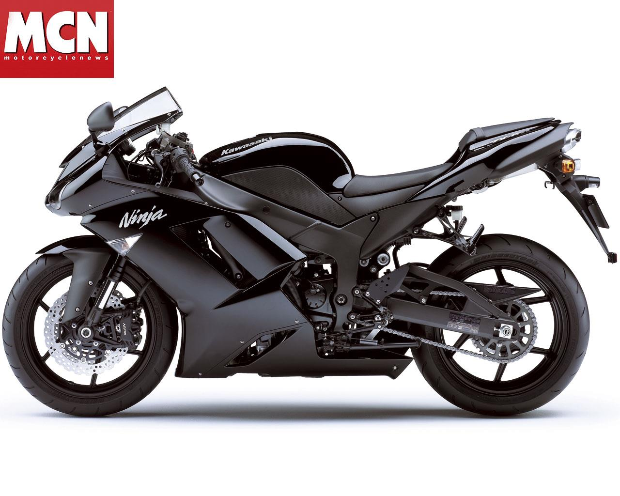 Colour changes for the 2008 Kawasaki ZX-6R motorcycle | MCN