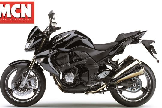 New colours for the 2008 Kawasaki Z1000 motorcycle | MCN