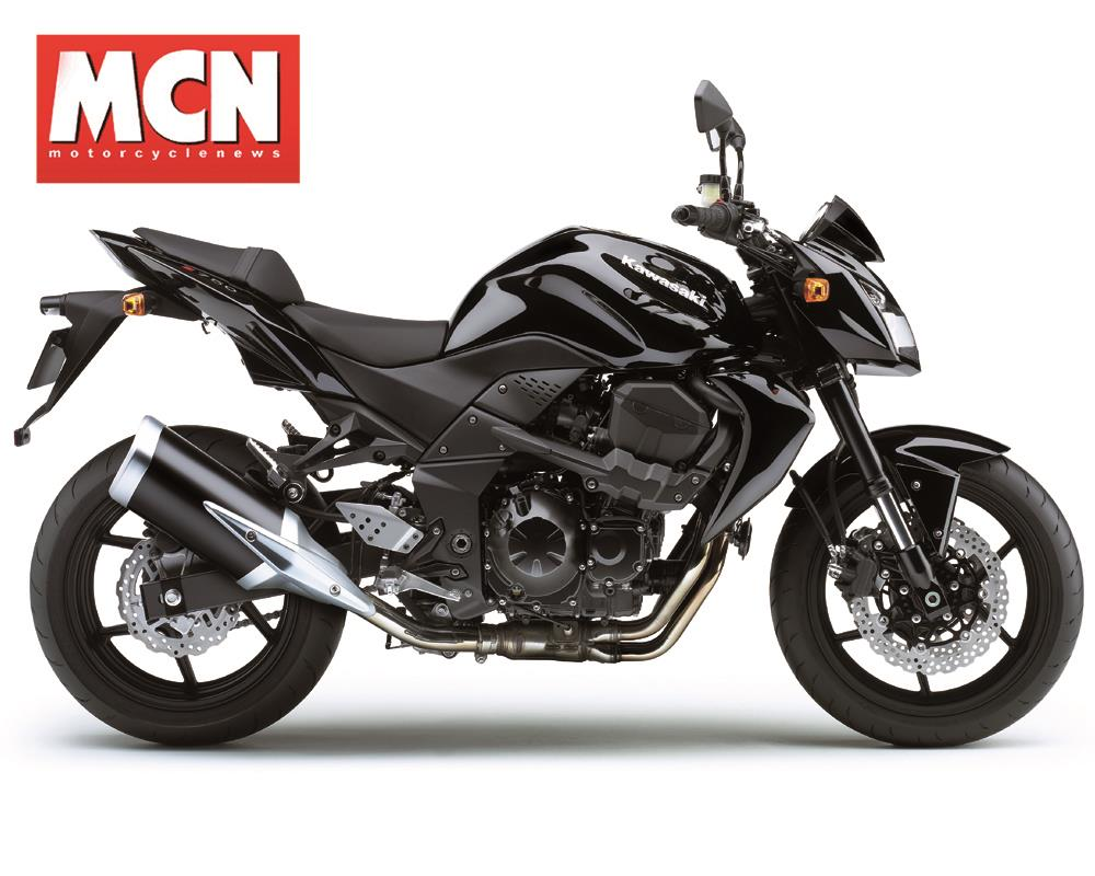 New colours for the 2008 Kawasaki Z750 | MCN