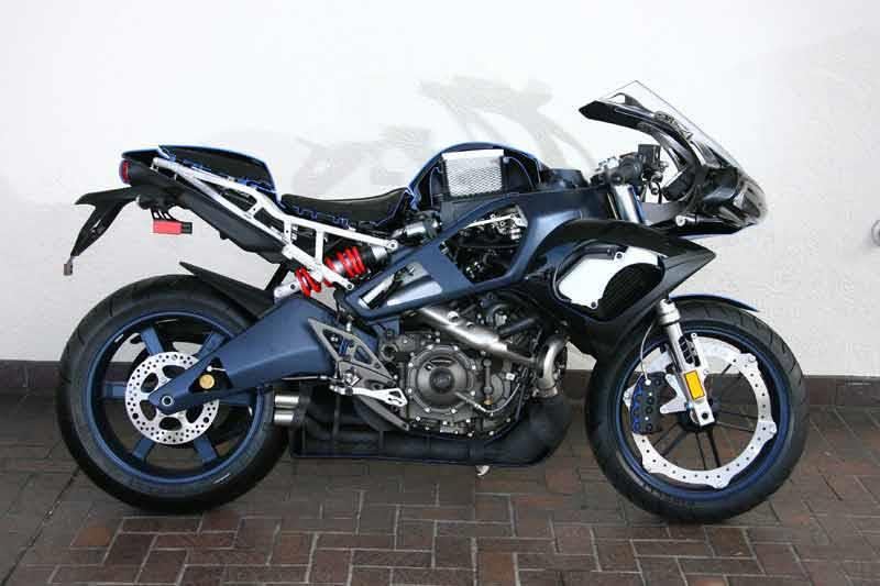 BUELL 1125R (2007-2010) Review   Speed, Specs & Prices   MCN