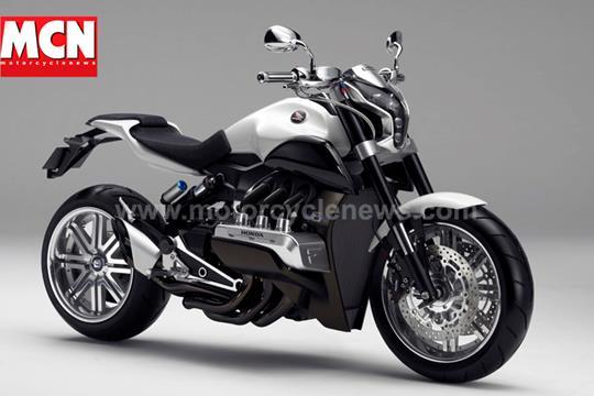 Honda Previews New Motorcycle Models For Tokyo Show