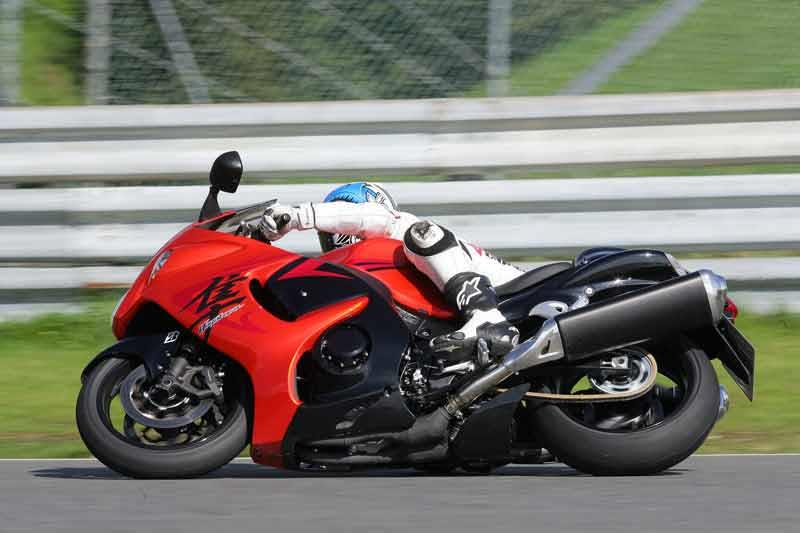 SUZUKI GSX1300R HAYABUSA (2007 On) Review | MCN