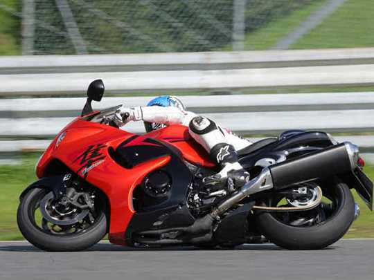 SUZUKI GSX1300R HAYABUSA  (2007-on)