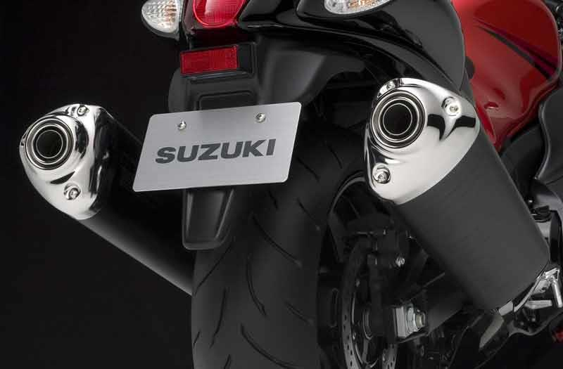 SUZUKI GSX1300R HAYABUSA (2007-on) Motorcycle Review   MCN