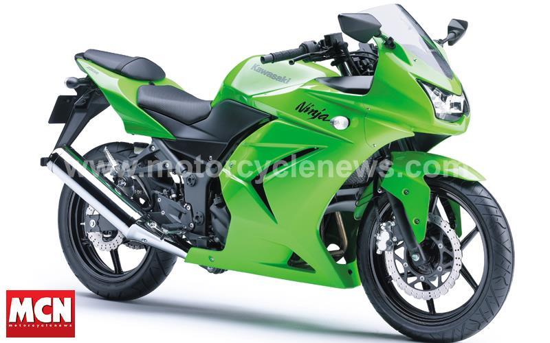 Kawasaki Ninja 250R First Official Picture