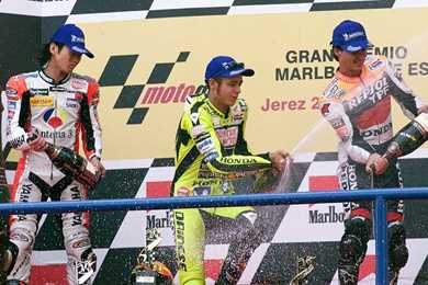 Fan pays ultimate tribute to Valentino Rossi | MCN