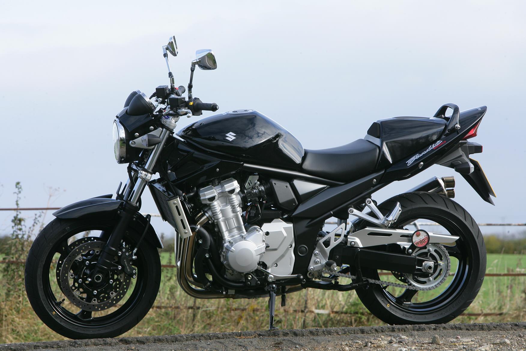 Picture Special Suzuki Bandit Streetfighter