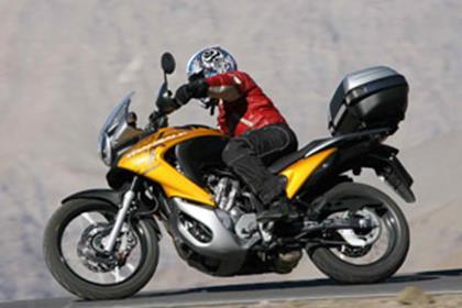 honda xl700v transalp 2008 2012 review mcn rh motorcyclenews com Honda Shadow Honda Shadow