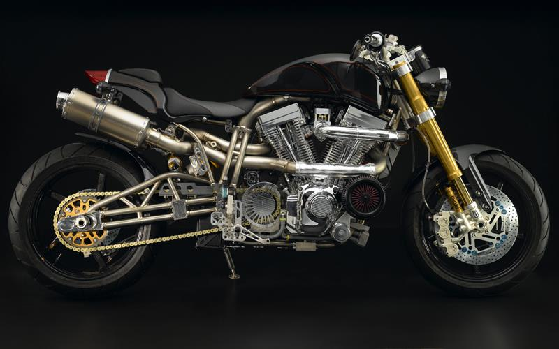 The world's most expensive motorcycle - Ecosse Heretic Titanium | MCN