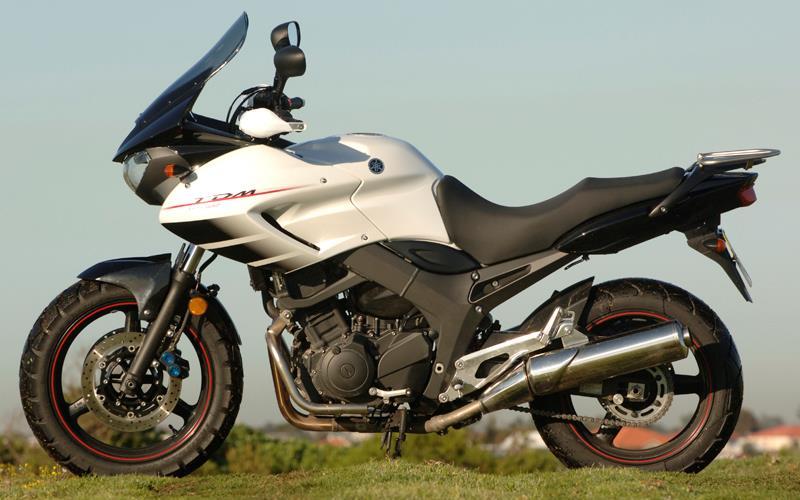 yamaha takes tdm 900 motorcycle off road down under mcn. Black Bedroom Furniture Sets. Home Design Ideas
