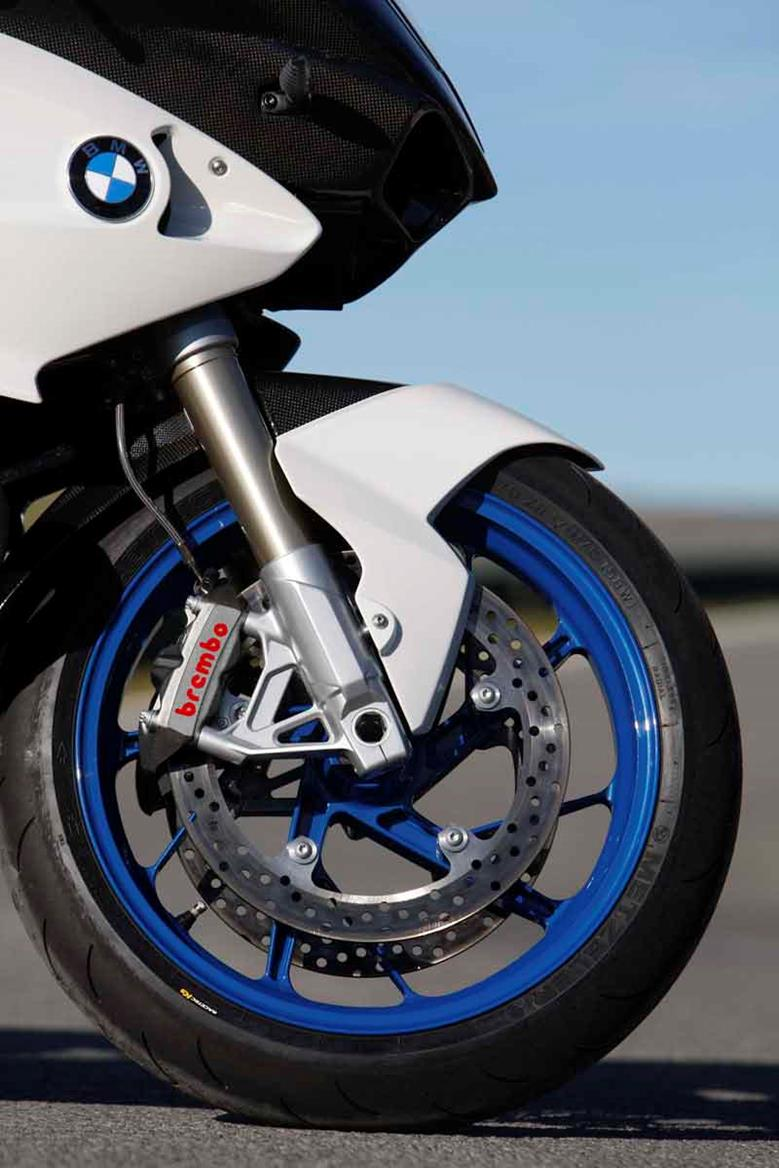 bmw hp2 sport (2008-2012) review   mcn