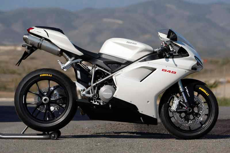 ducati 848 2007 2013 review speed specs prices mcn. Black Bedroom Furniture Sets. Home Design Ideas