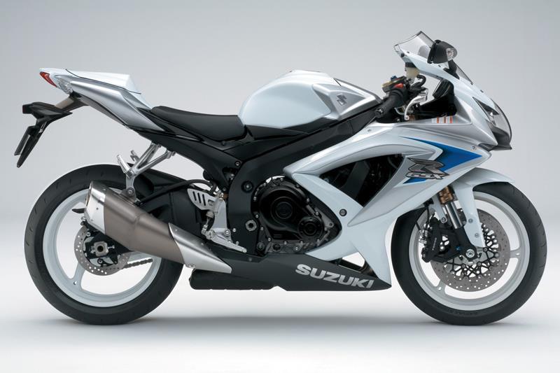 suzuki reveals 2008 gsx r prices mcn. Black Bedroom Furniture Sets. Home Design Ideas