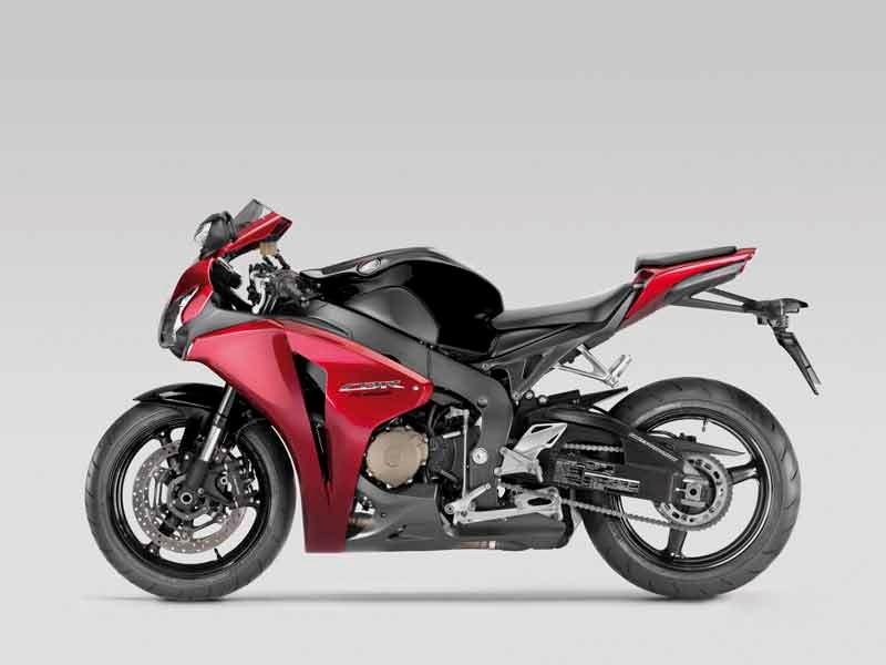 2008 Honda Cbr1000Rr >> Honda Cbr1000rr Fireblade 2008 2009 Review