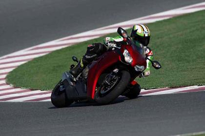 honda cbr1000rr fireblade review action