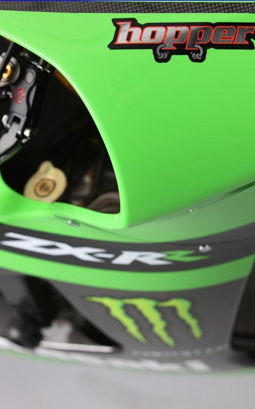 Kawasaki Zxrr Top Speed