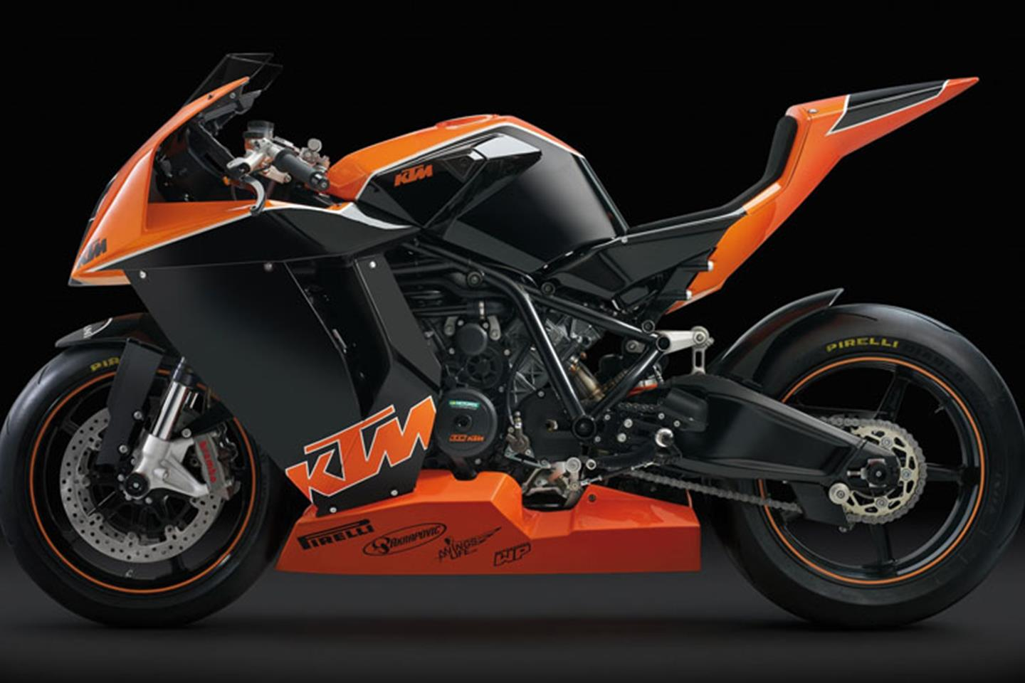 If the KTM RC8 Ever Makes It Back This Is What Wed Like
