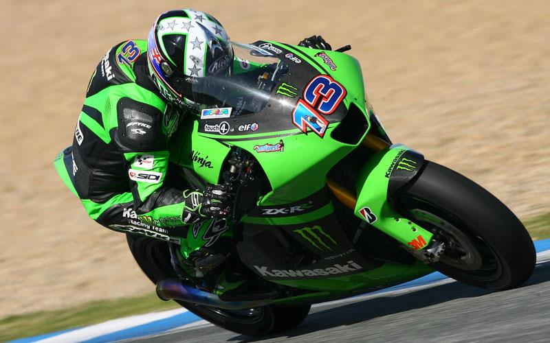MotoGP: Kawasaki's Anthony West not worried by testing pace | MCN