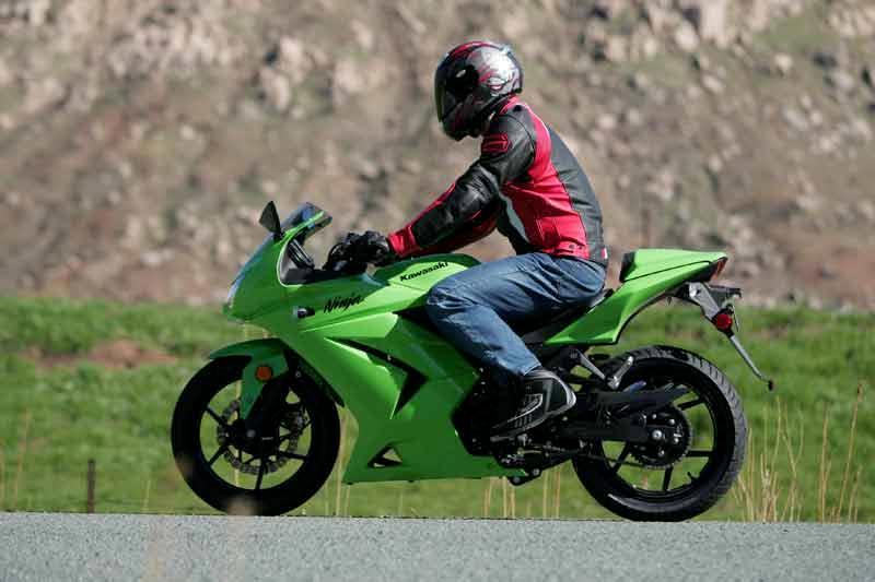 kawasaki ninja 250r (2008-2011) review | mcn