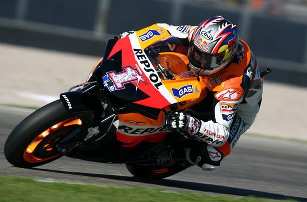 Qatar Motogp Nicky Hayden To Run 2007 Honda In First Race Mcn