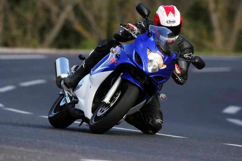 Suzuki Gsx650f 2007 On Review Mcn