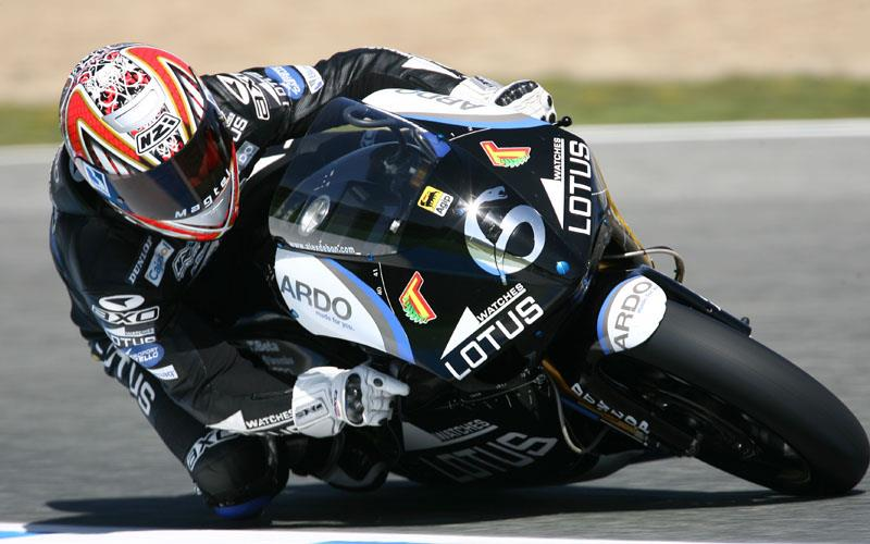 Jerez MotoGP: Alex Debon fastest in first 250GP practice | MCN
