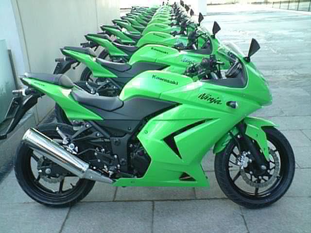 First Impressions Kawasaki Ninja 250R Launch