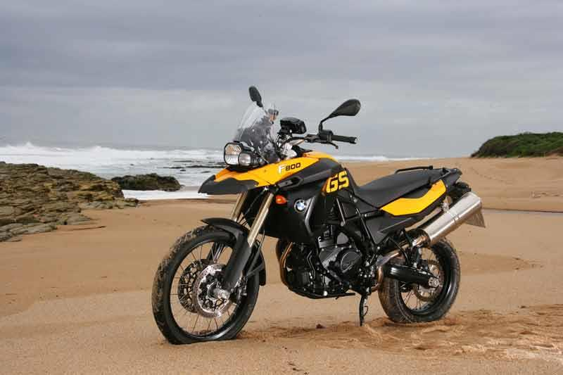 Bmw F800gs 2008 On Review