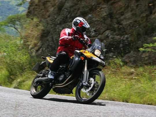 BMW F800GS  (2008-on)