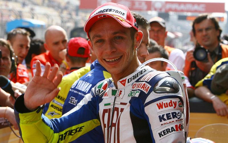 Valentino Rossi is confident he can win in Shanghai tomorrow 0d3ad7738213
