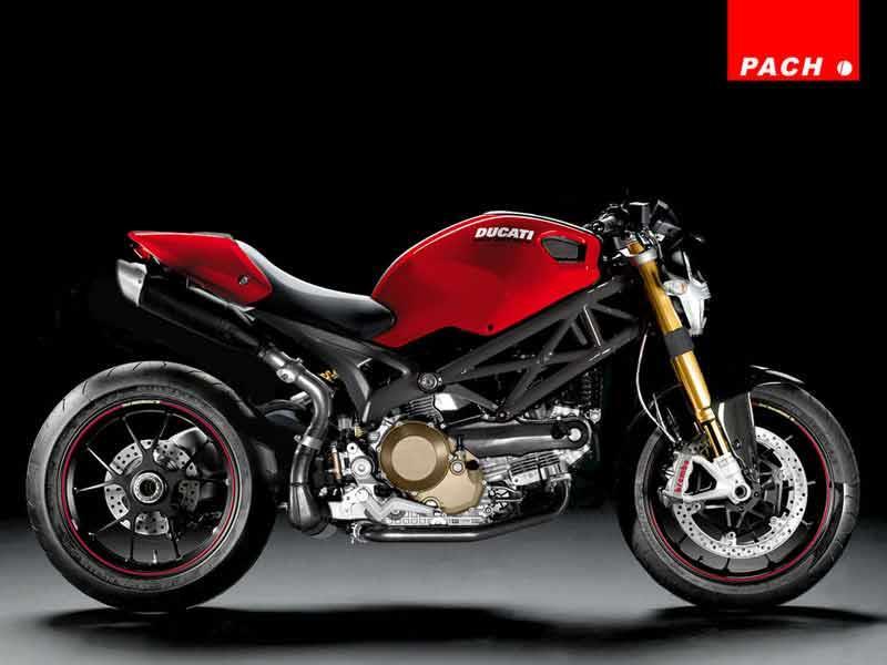 ducati monster 696 (2008-2012) review   mcn