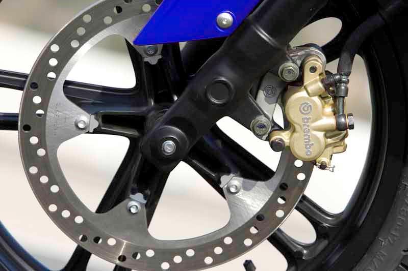 Yamaha YZF125R R125 2008-2013 Brembo Upgrade Front Brake Disc