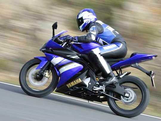 YAMAHA YZF-R125  (2008-on)