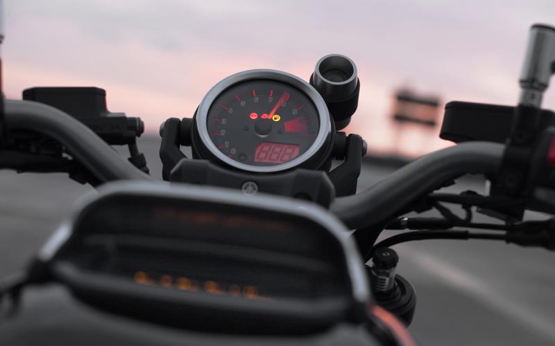 Yamaha Vmax Mile Time