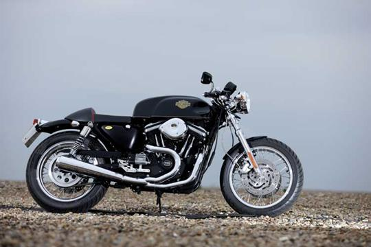 Picture Gallery Harley Davidson Cafe Racer