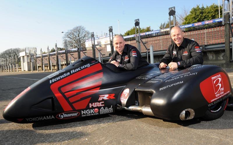 British F2 Sidecar Championship: Donington Park