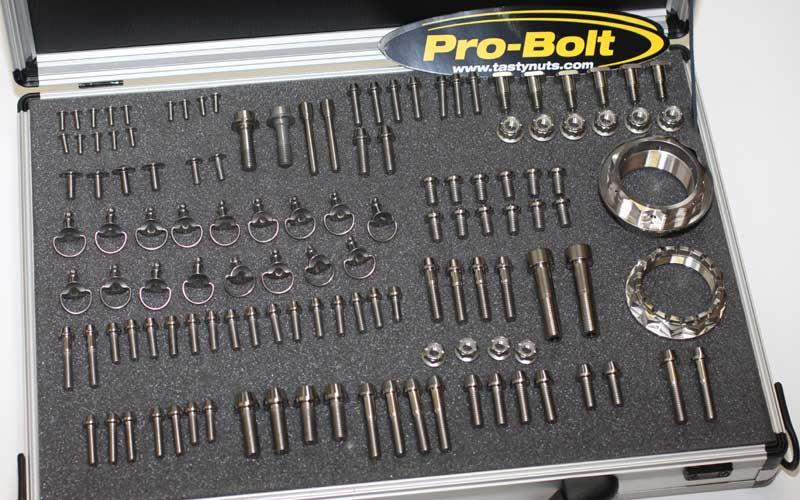 Pro Bolt kit for MV Agusta F4 released