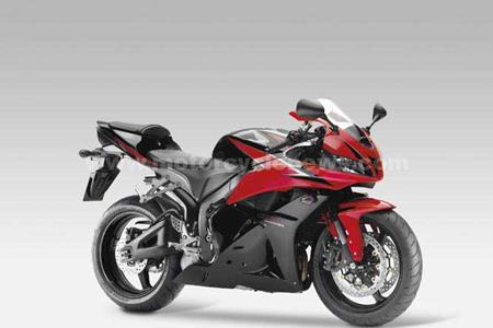 2009 Honda CBR600RR ABS - First official pictures