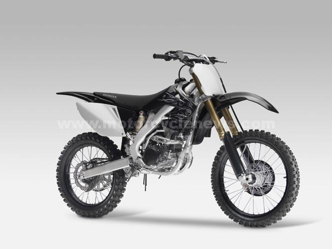 All-new Honda CRF450 boasts fuel injection | MCN