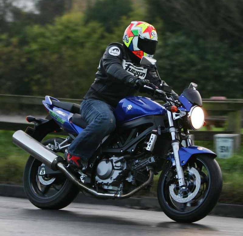 The 10 Best Parts For The Suzuki Sv650 Mcn
