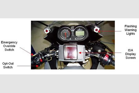 Motorcycles to get speed limiters