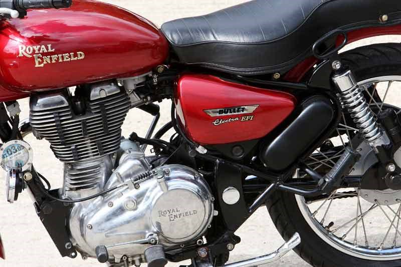 ENFIELD 500 BULLET ELECTRA EFI (2008-on) Review
